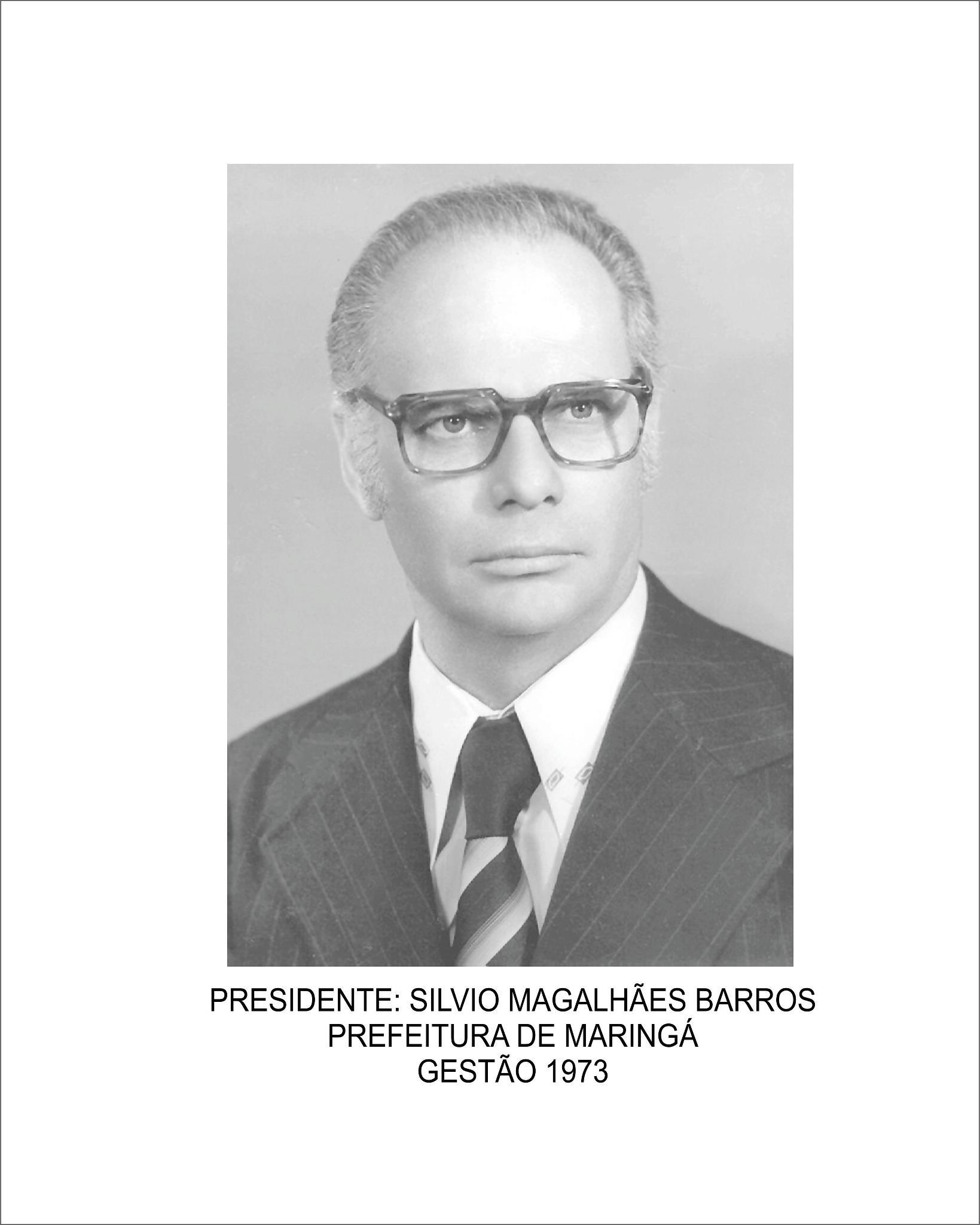 Sílvio Magalhães Barros