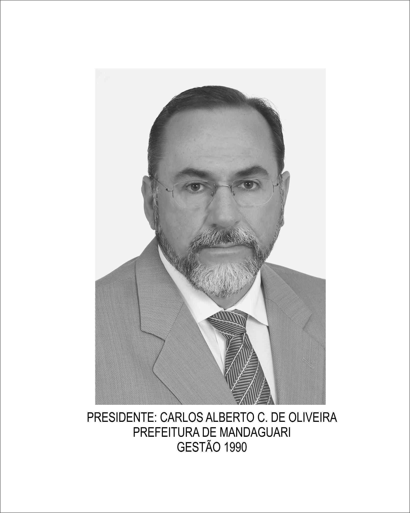 Carlos Alberto Campos de Oliveira