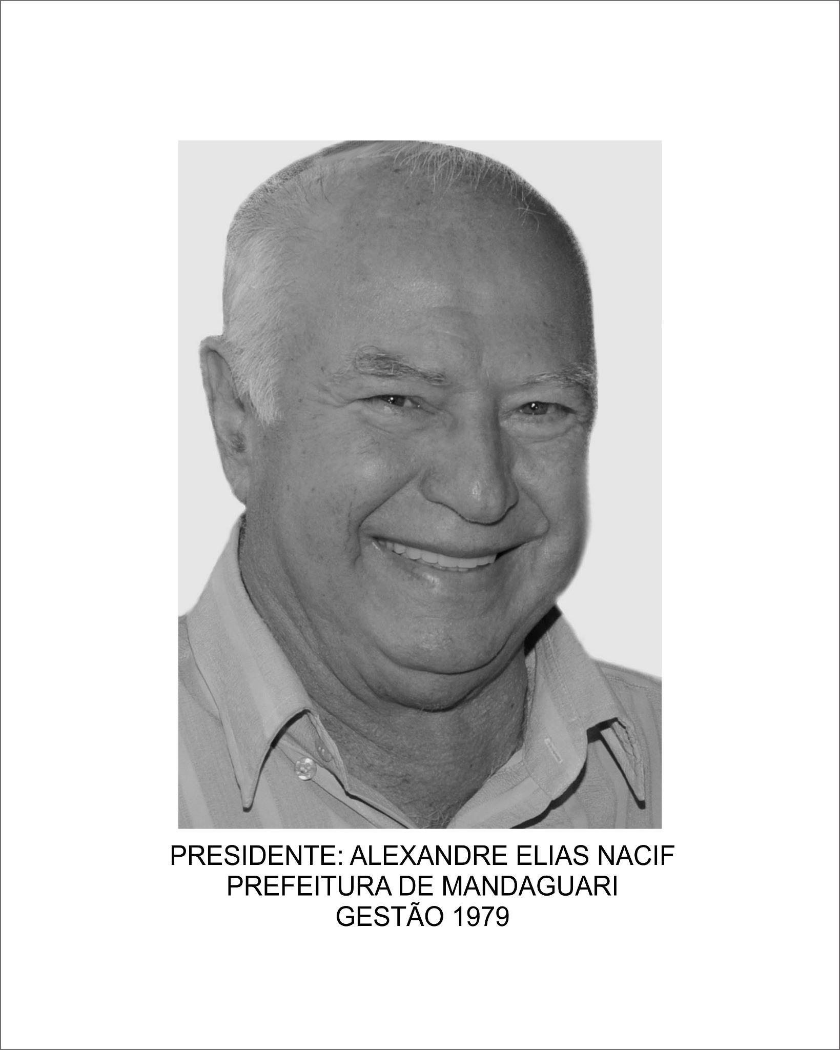 Alexandre Elias Nacif