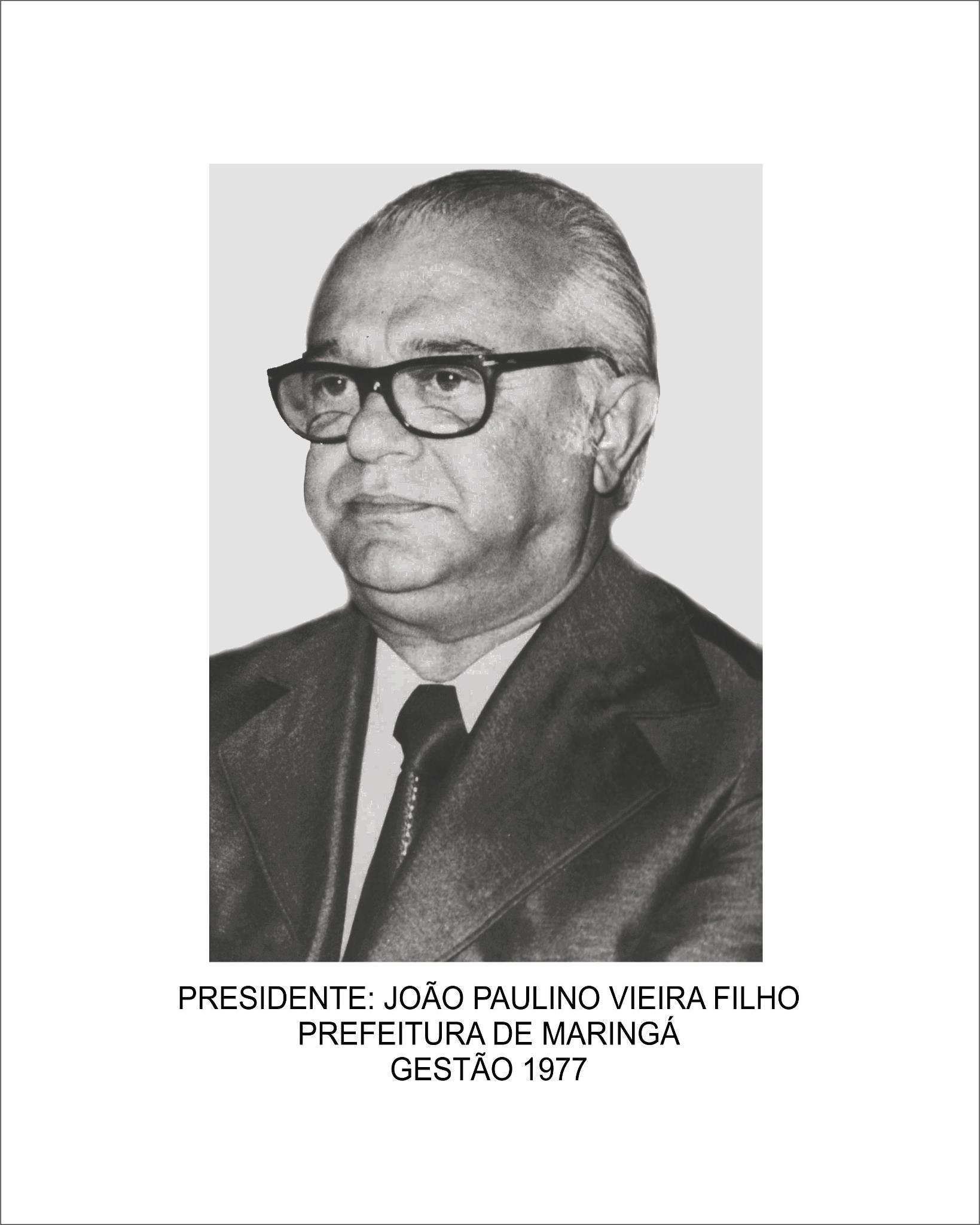 João Paulino Vieira Filho