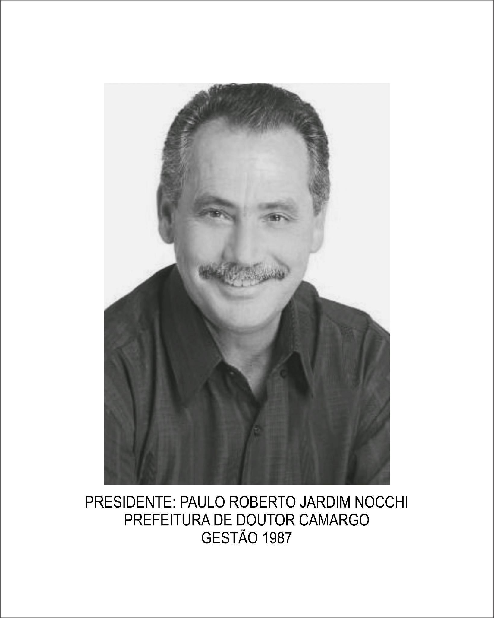 Paulo Roberto Jardim Nocchi