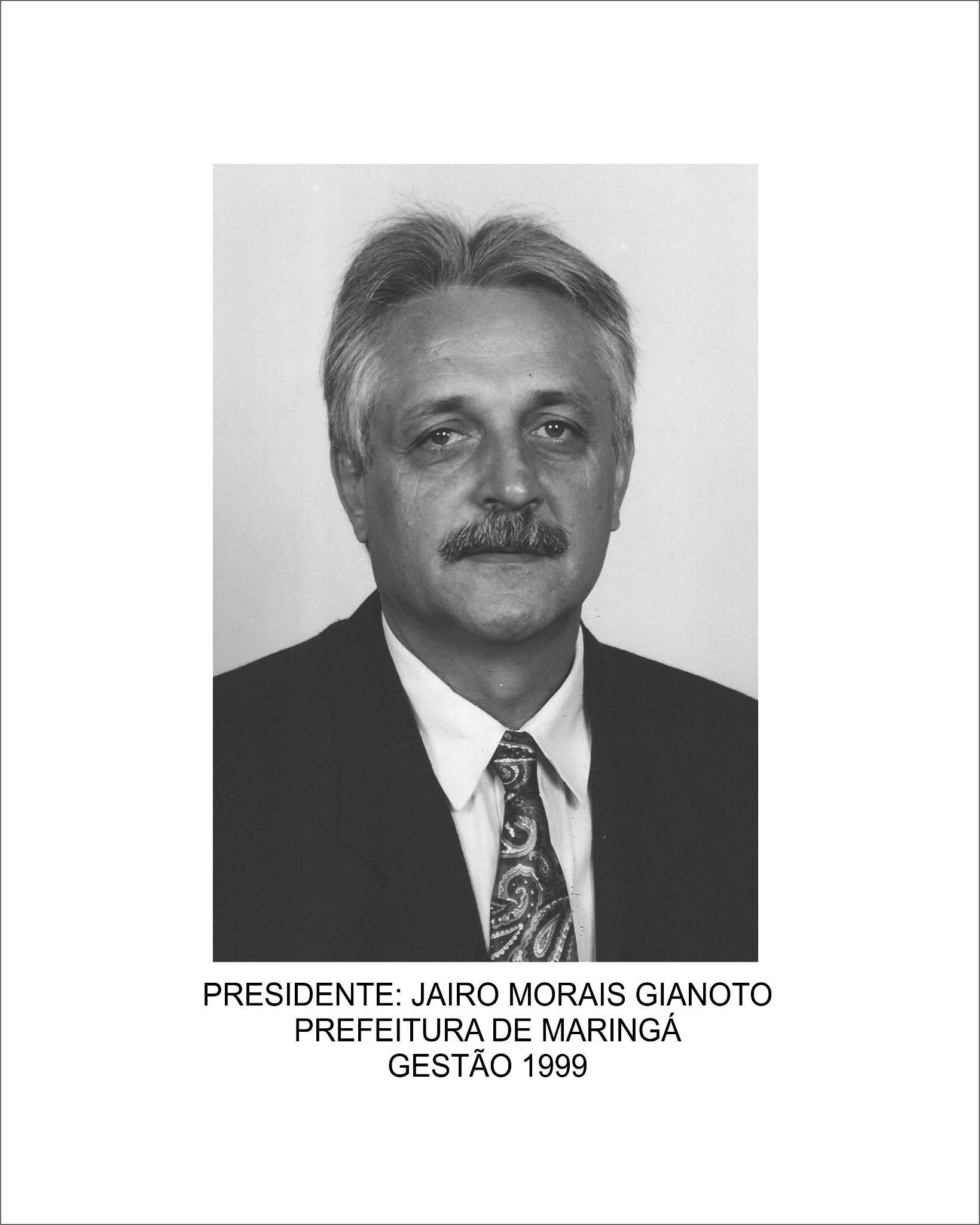 Jairo Morais Gianoto