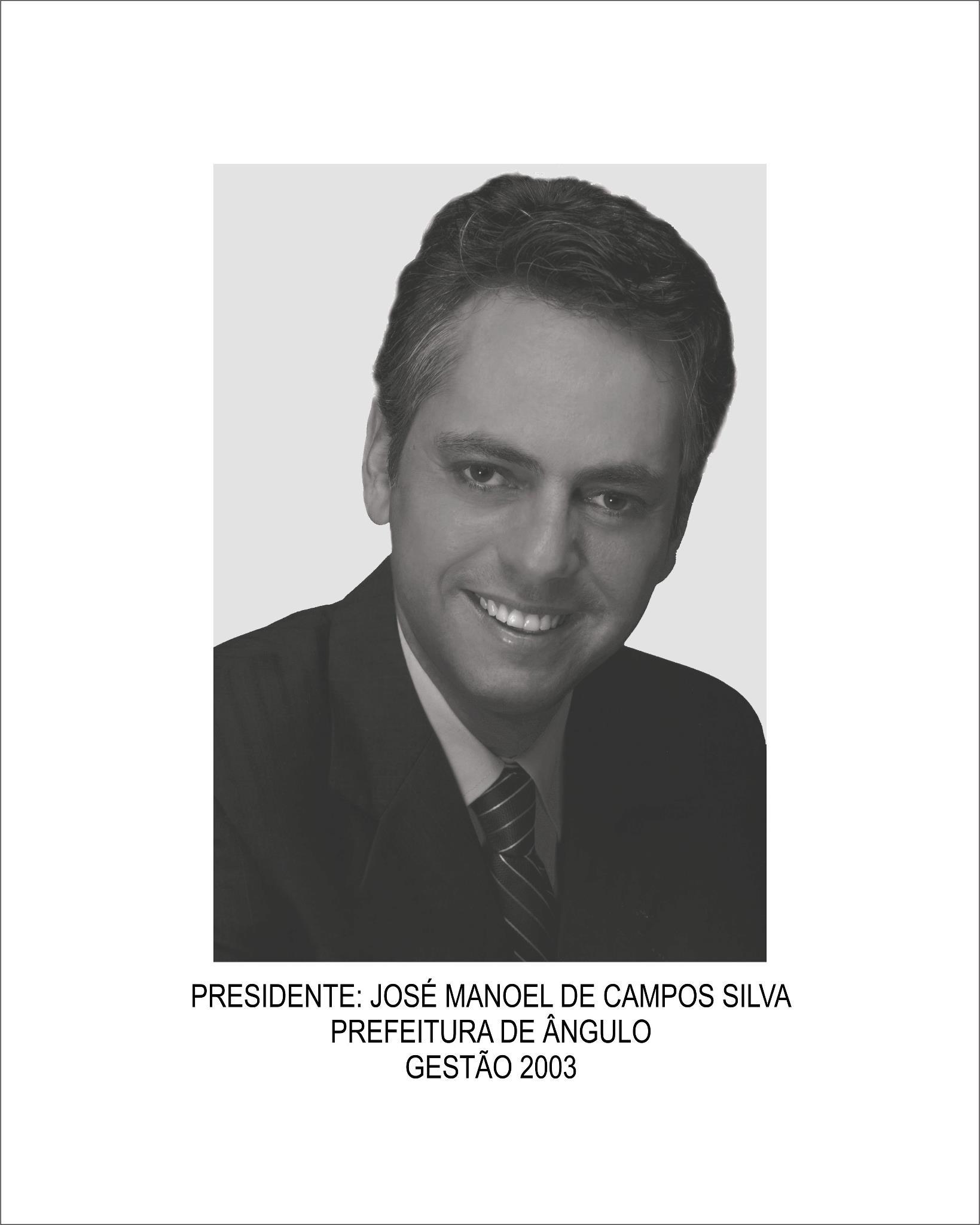 José Manoel de Campos Silva (Zézão)