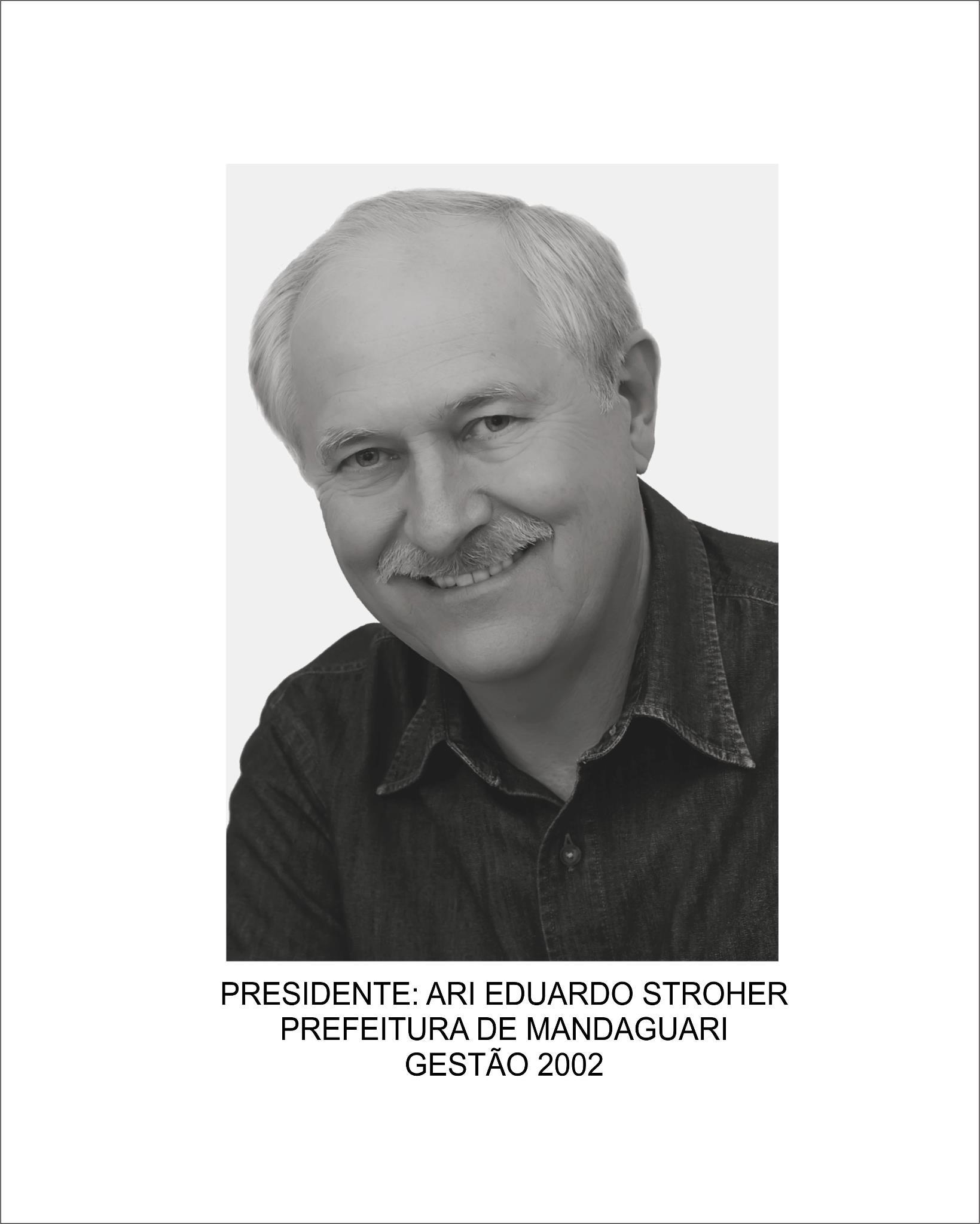 Ari Eduardo Stroher