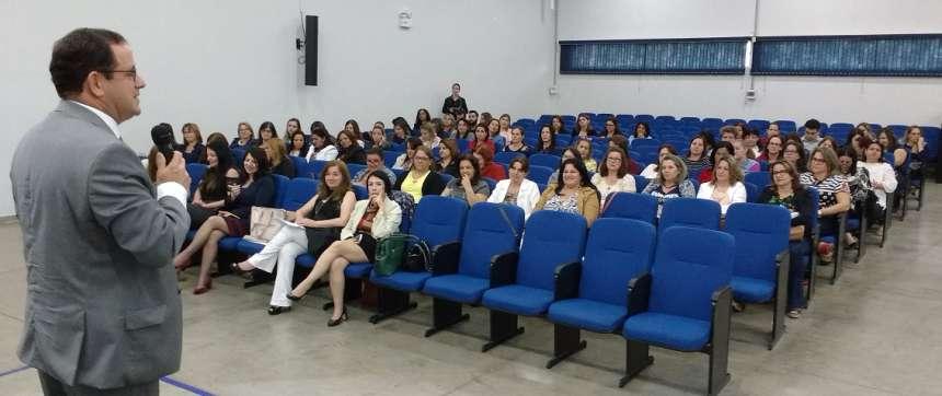 Luiz Antônio Ferreira é coordenador do Grupo de Atuação Especial em Educação, em Presidente Prudente (SP) - CRÉDITO: Cláudio Galleti