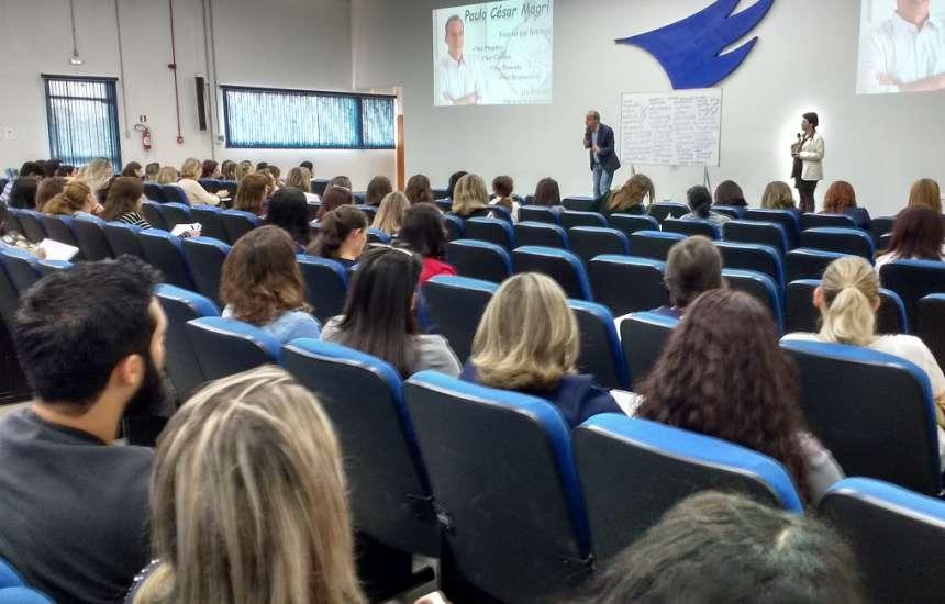 Melhor secretário municipal de Educação do País, Magri diz que a escola tem que ser bonita e agradável - CRÉDITO: Cláudio Galleti
