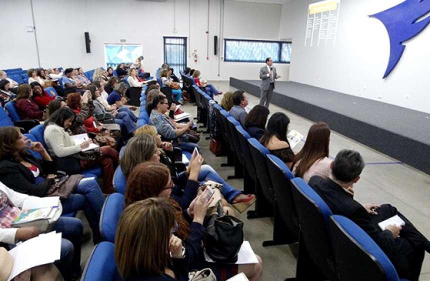 Promotor Luiz Antônio Ferreira defende o amplo diálogo entre todos os envolvidos com a Educação - CRÉDITO: Cláudio Galleti
