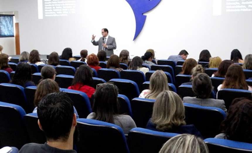 Luiz Antônio Ferreira destaca que todos devem estar conscientes dos papéis que representam no processo de Educação - CRÉDITO: Cláudio Galleti