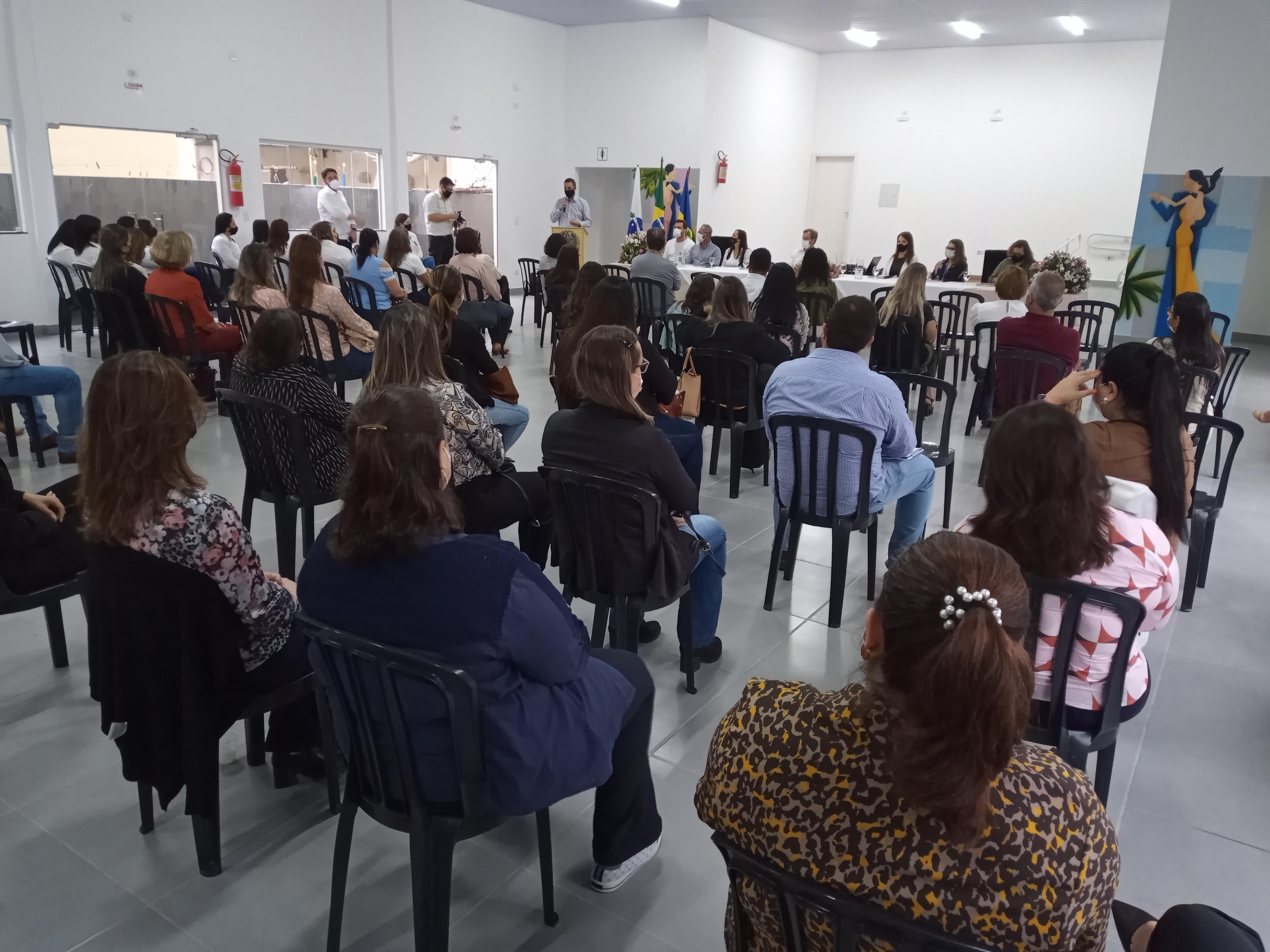 Em Atalaia, índice da Educação Básica foi tema de encontro de secretários municipais, pedagogos e professores das cidades da região da Amusep