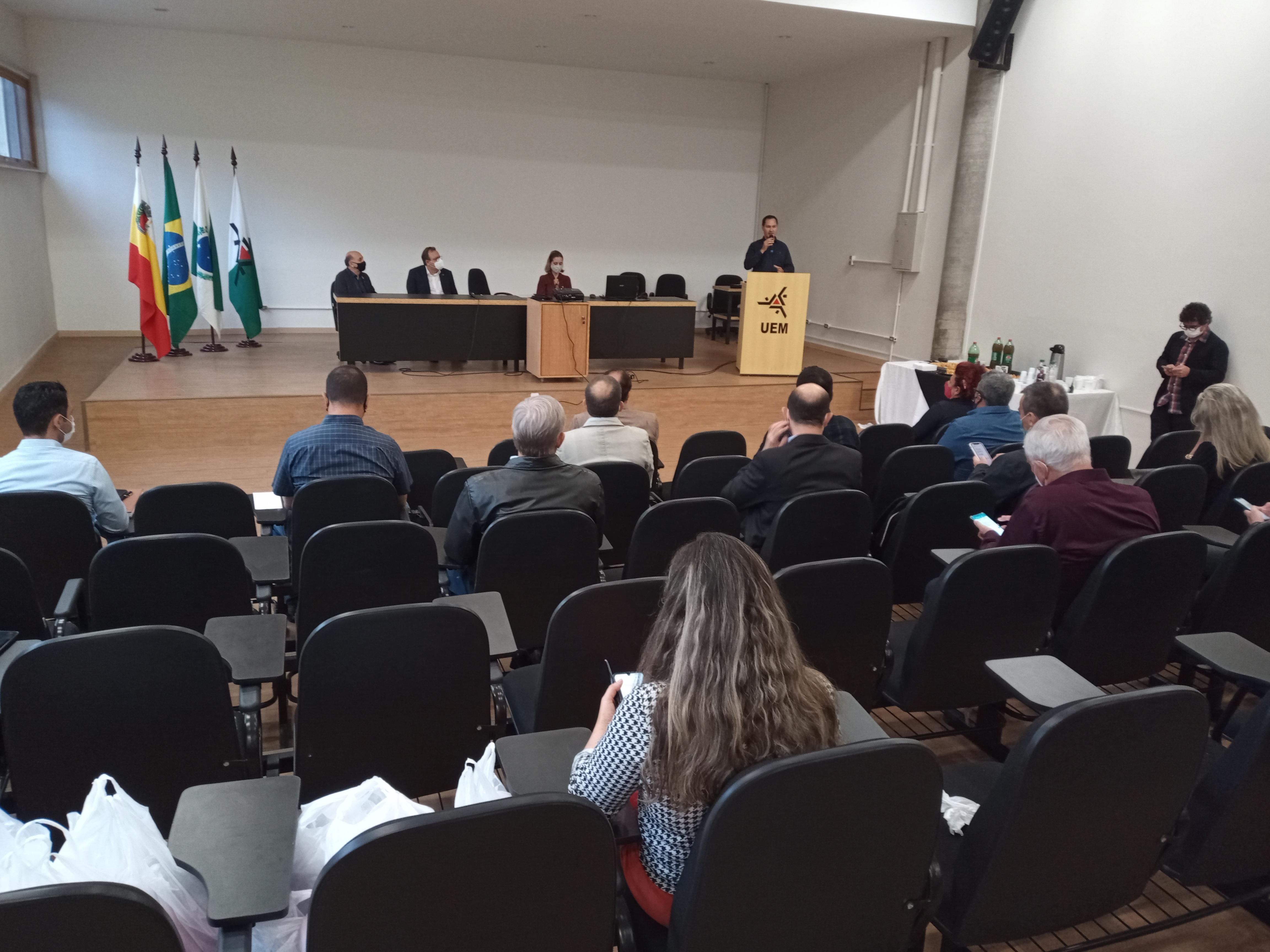 Relatório inicial do levantamento, que contempla informações de 14 municípios da região, foi apresentado nesta sexta-feira (15), durante reunião mensal da Associação