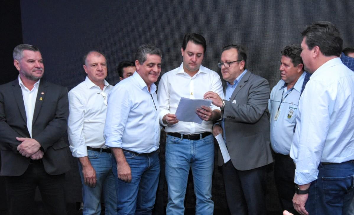 Documento, elaborado pela Amusep, UEM e Emater, é o primeiro da nova fase da parceria entre as três instituições