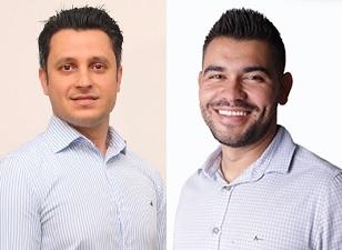 Rodrigo Amado, de Ourizona, e Mineiro, de Doutor Camargo, vão comandar os consórcios de Saúde e de Gestão, a partir de primeiro de janeiro