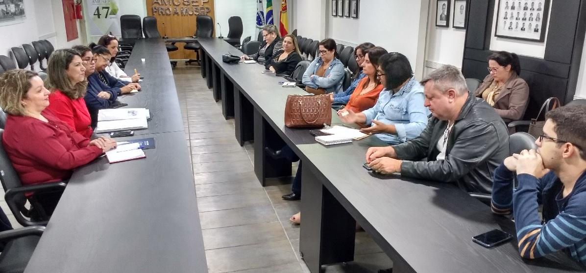 Detalhes iniciais do evento foram definidos durante reunião do Comitê Gestor da Câmara Técnica, no dia 27 de junho, na sede da entidade, em Maringá