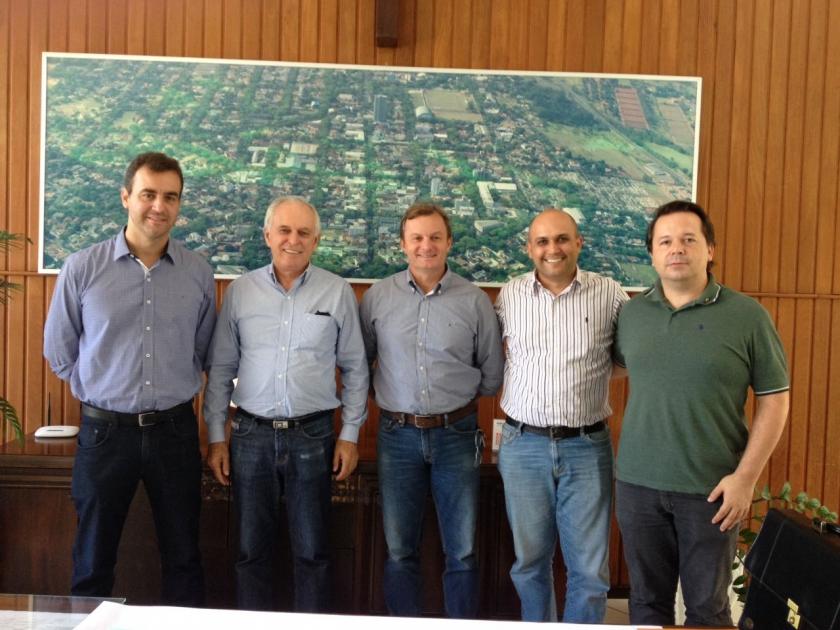 Presidentes da Amusep e Proamusep realizam visitas aos Prefeitos dos Municípios da Associação