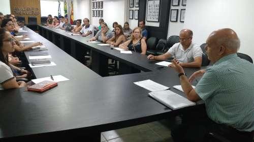 Durante o ano, os encontros reuniram contadores da maioria das prefeituras da região - CRÉDITO: Cláudio Galleti