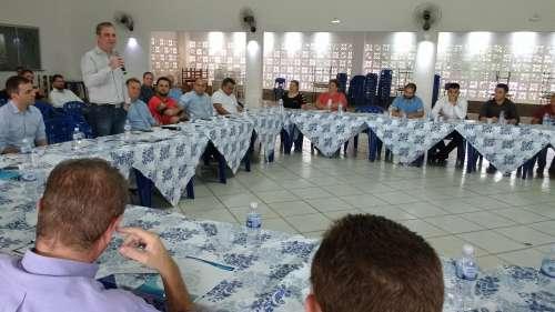 Prefeito de Maringá, Ulisses Maia destaca que o momento é de manter a coesão e a mobilização na defesa dos interesses da região - CRÉDITO: Cláudio Galleti