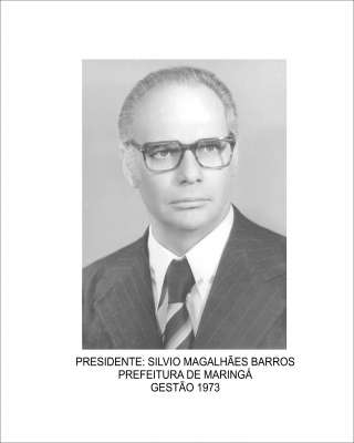 Silvio Magalhães Barros
