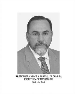 Carlos Alberto C. de Oliveira