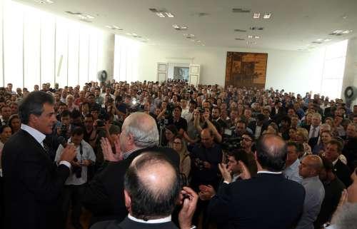 No total, o Governo do Estado liberou mais de R$ 122 milhões para os 399 municípios paranaenses - CRÉDITO: Orlando Kissner/AEN