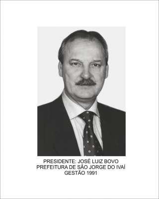 José Luiz Bovo
