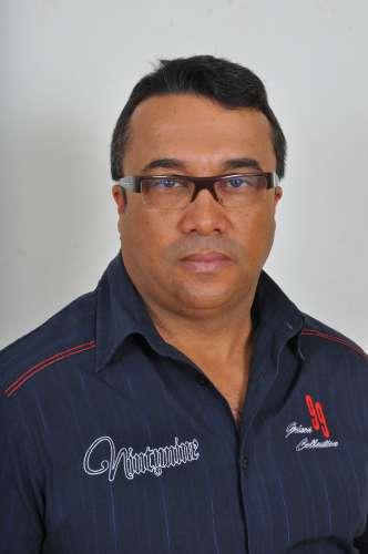 Maurício Aparecido da Silva - (Índio)