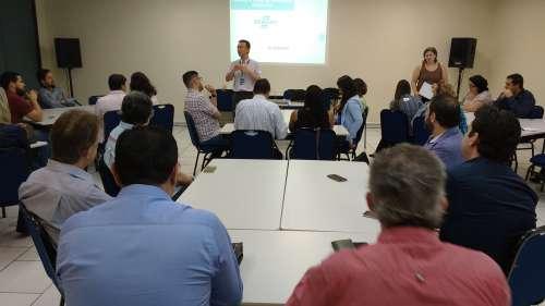 Marcos Aurélio, do Sebrae, fez um balanço das atividades realizadas neste ano - CRÉDITO: Cláudio Galleti