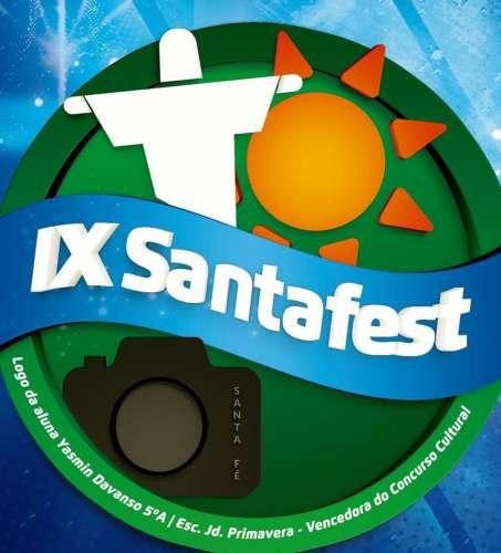 A Santafest chega à nona edição e vai atrair grande público a Santa Fé de sexta-feira a domingo - CRÉDITO: Reprodução