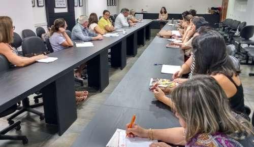 Primeiro encontro do ano, reuniu a maioria dos secretários municipais das cidades da área de abrangência da Associação - CRÉDITO: Cláudio Galleti