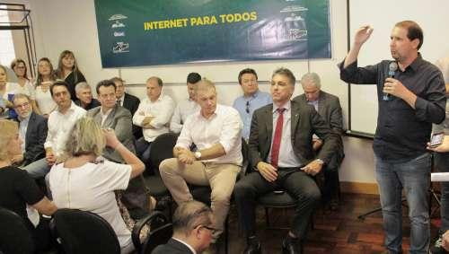 Início das operações do programa está previsto para o primeiro trimestre deste ano - CRÉDITO: Valdelino Pontes