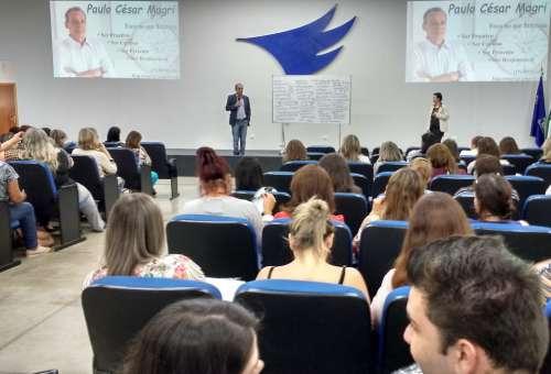 Pioneira em várias ações, entidade é uma das únicas do gênero a manter uma Câmara Técnica da Educação - CRÉDITO: Cláudio Galleti